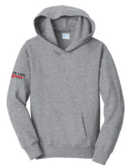 Trade Life Youth Fan Favorite Fleece Pullover Athletic Heather