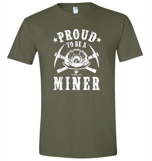 Proud to be a Miner